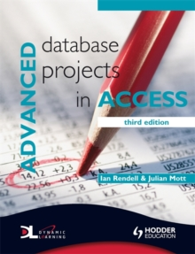 Advanced Database Projects in Access, Paperback Book