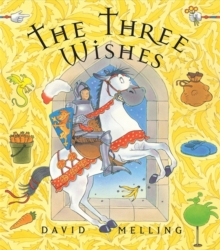 The Three Wishes, Paperback Book