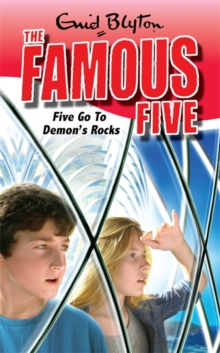 Five Go To Demon's Rocks : Classic cover edition - book 19, Paperback Book