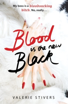 Blood is the New Black, Paperback Book