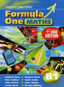 Formula One Maths. Pupil's Book B1, Paperback / softback Book
