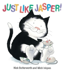 Jasper: Just Like Jasper, Paperback Book