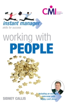 Instant Manager: Working with People, Paperback / softback Book