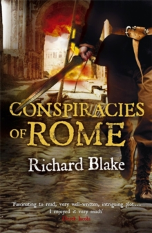Conspiracies of Rome, Paperback Book