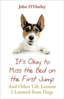 It's Ok to Miss the Bed on the First Jump : And Other Life Lessons I Learned from Dogs, Paperback Book
