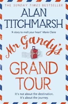 Mr Gandy's Grand Tour, Paperback Book