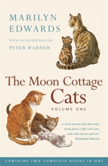 Moon Cottage Cats Volume One, Paperback / softback Book