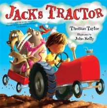 Jack's Tractor, Paperback / softback Book