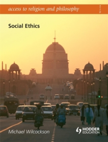 Access to Religion and Philosophy : Social Ethics, Paperback Book