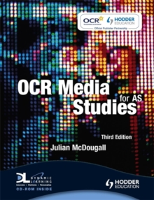 OCR Media Studies for AS, Paperback Book