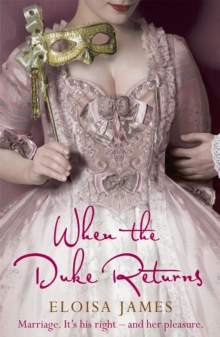 When the Duke Returns, Paperback Book