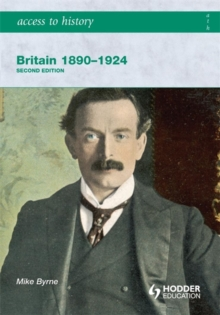 Access to History: Britain 1890-1924, Paperback Book