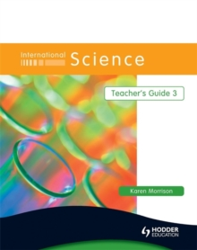 International Science Teacher's Guide 3, Paperback / softback Book