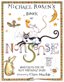 Michael Rosen's Book of Nonsense, Paperback Book