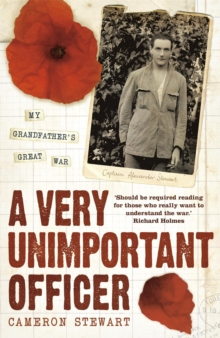 A Very Unimportant Officer, Paperback Book