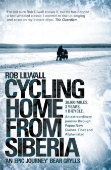 Cycling Home from Siberia, Paperback Book