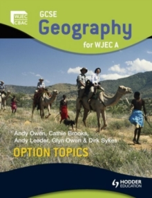 GCSE Geography for WJEC A Option Topics, Paperback Book
