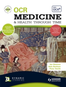 OCR Medicine and Health Through Time : An SHP Development Study, Paperback Book
