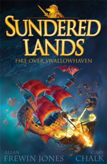 Fire Over Swallowhaven, Paperback Book