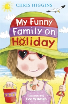 My Funny Family On Holiday, Paperback / softback Book