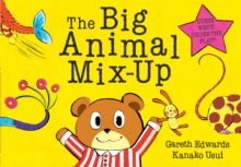 The Big Animal Mix-up, Paperback Book