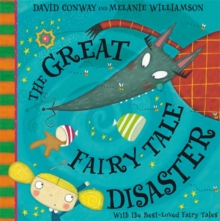 The Great Fairy Tale Disaster, Hardback Book