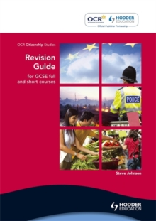 OCR Citizenship Studies Revision Guide for GCSE Short and Full Courses, Paperback Book