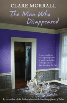 The Man Who Disappeared, Paperback Book