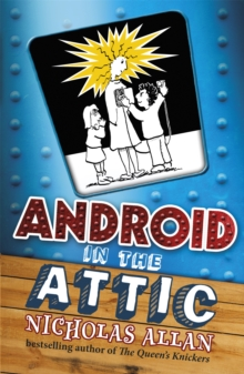 Android in the Attic, Paperback Book