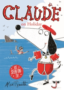 Claude on Holiday, Paperback Book