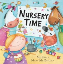 Nursery Time, Hardback Book