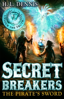 Secret Breakers: The Pirate's Sword : Book 5, Paperback Book