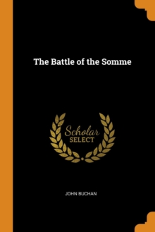 The Battle of the Somme, Paperback / softback Book