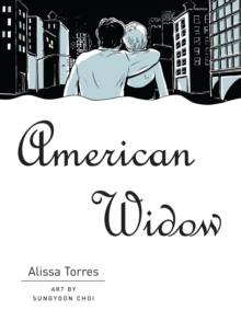 American Widow, Hardback Book