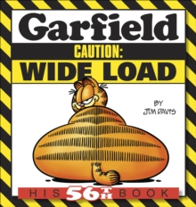 Garfield Caution : Wide Load, Paperback / softback Book