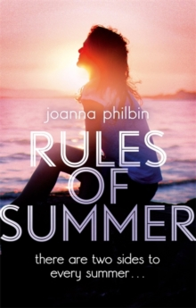 Rules of Summer, Paperback Book