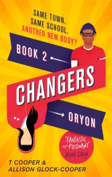 Changers, Book Two : Oryon, Paperback Book