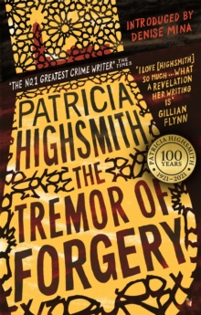 The Tremor of Forgery : A Virago Modern Classic, Paperback / softback Book