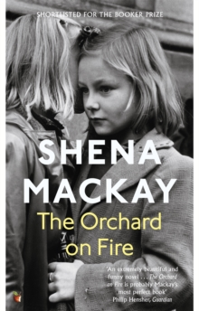 The Orchard on Fire, Paperback Book