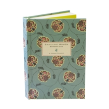 Excellent Women unlined notebook, Miscellaneous print Book