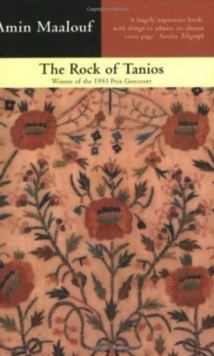 The Rock Of Tanios, Paperback / softback Book
