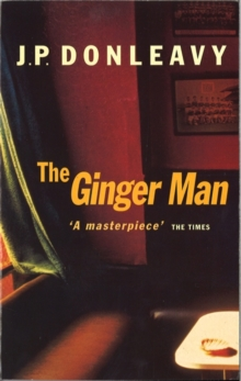 The Ginger Man, Paperback Book