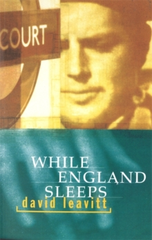 While England Sleeps, Paperback / softback Book