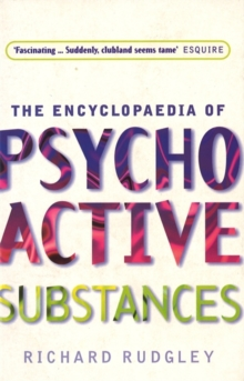 Encyclopedia of Psychoactive Substances, Paperback Book