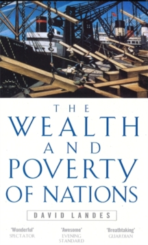 Wealth And Poverty Of Nations, Paperback Book