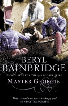 Master Georgie : Shortlisted for the Booker Prize, 1998, Paperback / softback Book