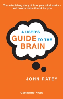 A User's Guide to the Brain, Paperback Book