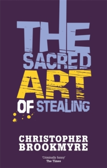The Sacred Art of Stealing, Paperback Book