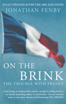 On the Brink : The Trouble with France, Paperback Book