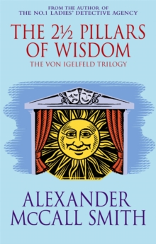 The 2 1/2 Pillars of Wisdom, Paperback Book